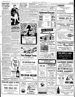 The Courier News from Blytheville, Arkansas on June 1, 1948 · Page 9