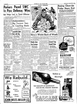 The Courier News from Blytheville, Arkansas on December 1, 1954 · Page 8