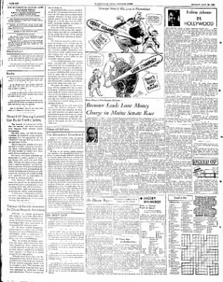 The Courier News from Blytheville, Arkansas on May 26, 1952 · Page 6