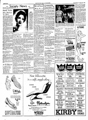 The Courier News from Blytheville, Arkansas on March 28, 1956 · Page 4