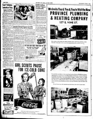 The Courier News from Blytheville, Arkansas on June 2, 1948 · Page 2
