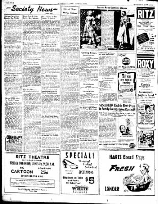The Courier News from Blytheville, Arkansas on June 2, 1948 · Page 4