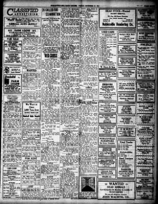 The Noblesville Ledger from Noblesville, Indiana on December 12, 1941 · 7