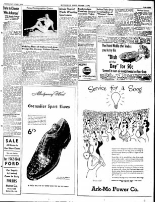 The Courier News from Blytheville, Arkansas on June 2, 1948 · Page 5