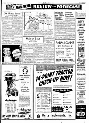The Courier News from Blytheville, Arkansas on December 2, 1955 · Page 13
