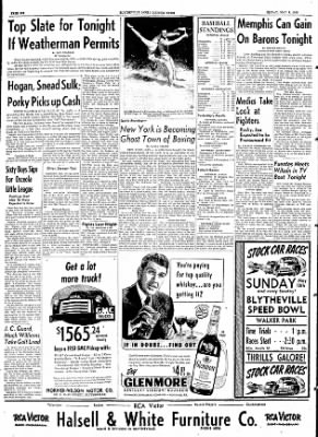 The Courier News from Blytheville, Arkansas on May 8, 1953 · Page 4