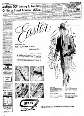 The Courier News from Blytheville, Arkansas on March 28, 1956 · Page 14