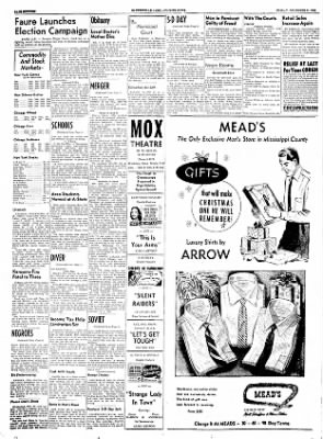 The Courier News from Blytheville, Arkansas on December 2, 1955 · Page 16