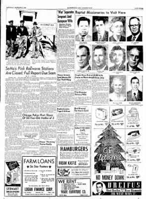 The Courier News from Blytheville, Arkansas on December 3, 1955 · Page 3