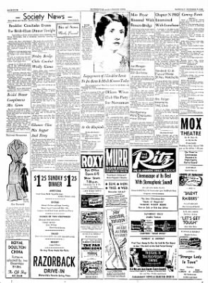 The Courier News from Blytheville, Arkansas on December 3, 1955 · Page 4