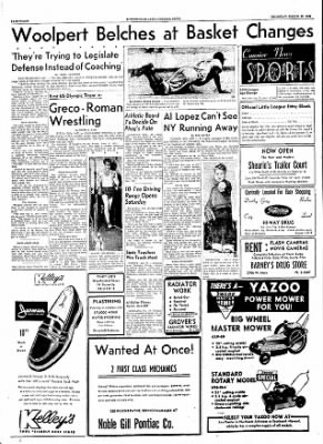 The Courier News from Blytheville, Arkansas on March 29, 1956 · Page 8