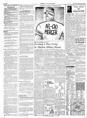 The Courier News from Blytheville, Arkansas on December 3, 1955 · Page 6