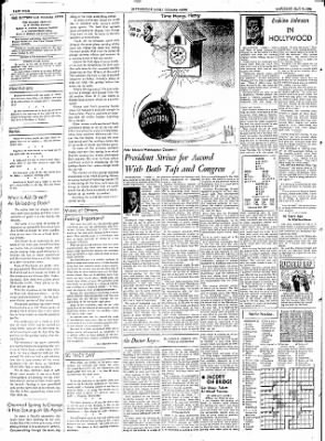 The Courier News from Blytheville, Arkansas on May 9, 1953 · Page 4