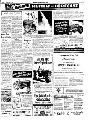 The Courier News from Blytheville, Arkansas on December 3, 1954 · Page 11