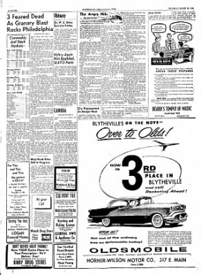 The Courier News from Blytheville, Arkansas on March 29, 1956 · Page 10