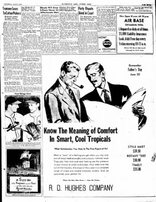 The Courier News from Blytheville, Arkansas on June 3, 1948 · Page 7