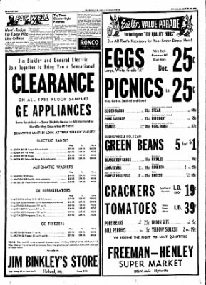 The Courier News from Blytheville, Arkansas on March 29, 1956 · Page 16