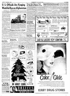 The Courier News from Blytheville, Arkansas on December 5, 1955 · Page 2