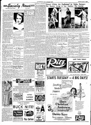 The Courier News from Blytheville, Arkansas on May 11, 1953 · Page 3