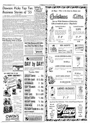 The Courier News from Blytheville, Arkansas on December 5, 1955 · Page 3