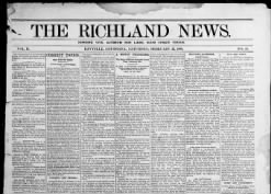 The Richland News
