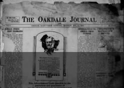 The Oakdale Journal