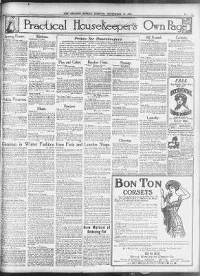 Chicago Tribune from Chicago, Illinois on September 27, 1908 · 37