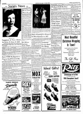 The Courier News from Blytheville, Arkansas on December 6, 1955 · Page 4