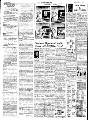 The Courier News from Blytheville, Arkansas on May 12, 1953 · Page 6