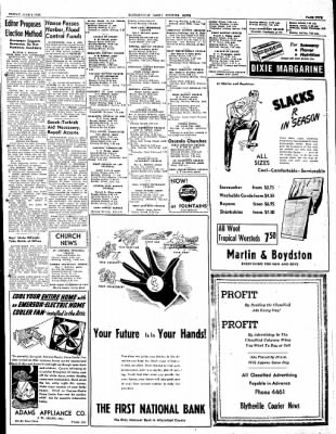 The Courier News from Blytheville, Arkansas on June 4, 1948 · Page 5