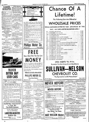 The Courier News from Blytheville, Arkansas on March 30, 1956 · Page 12