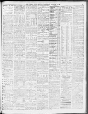Chicago Tribune from Chicago, Illinois on December 2, 1908 · 23