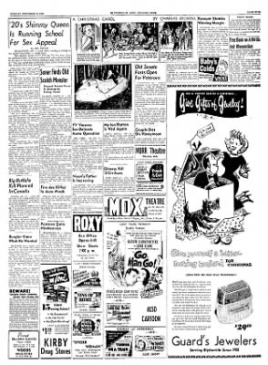 The Courier News from Blytheville, Arkansas on December 6, 1954 · Page 5
