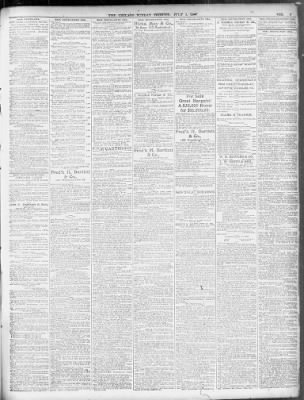 Chicago Tribune from Chicago, Illinois on July 5, 1908 · 59