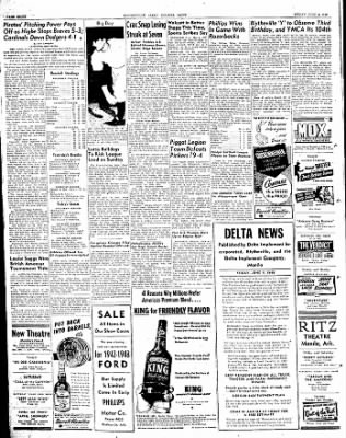 The Courier News from Blytheville, Arkansas on June 4, 1948 · Page 8