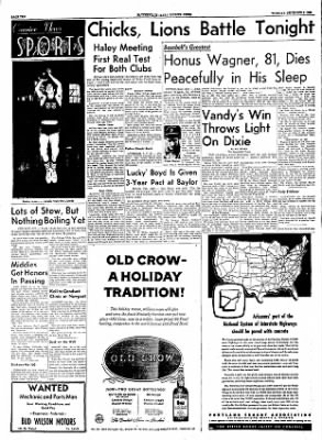 The Courier News from Blytheville, Arkansas on December 6, 1955 · Page 10