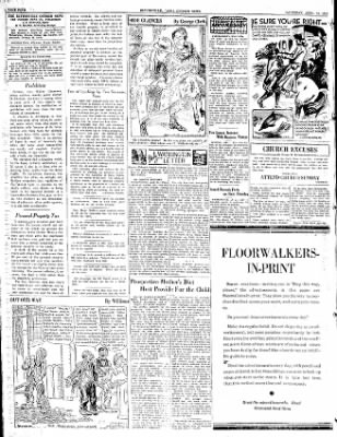 The Courier News from Blytheville, Arkansas on April 18, 1931 · Page 4