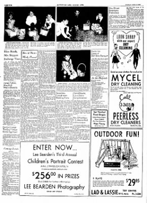 The Courier News from Blytheville, Arkansas on April 2, 1956 · Page 3