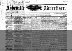 Abbeville Advertiser