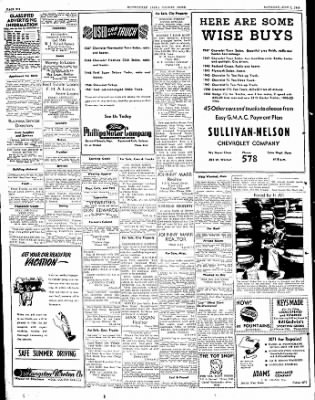 The Courier News from Blytheville, Arkansas on June 5, 1948 · Page 6