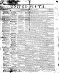 Sample United South front page