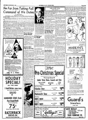 The Courier News from Blytheville, Arkansas on December 7, 1955 · Page 5