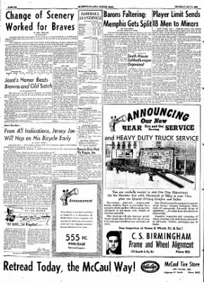 The Courier News from Blytheville, Arkansas on May 14, 1953 · Page 3