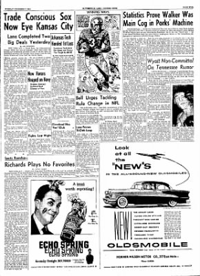 The Courier News from Blytheville, Arkansas on December 7, 1954 · Page 9
