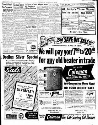 The Courier News from Blytheville, Arkansas on June 7, 1948 · Page 3
