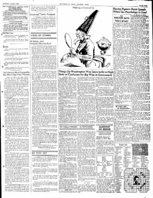 The Courier News from Blytheville, Arkansas on June 7, 1948 · Page 5