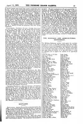 The Primrose League Gazette from London,  on August 12, 1893 · Page 13