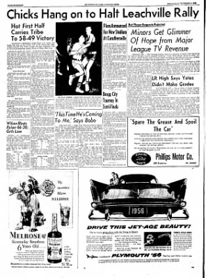 The Courier News from Blytheville, Arkansas on December 7, 1955 · Page 14