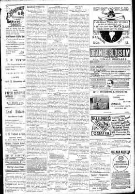 Logansport Pharos-Tribune from Logansport, Indiana on March 4, 1891 · Page 3