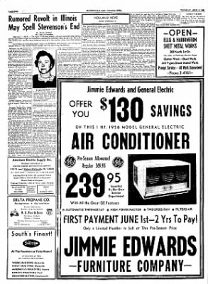 The Courier News from Blytheville, Arkansas on April 5, 1956 · Page 2